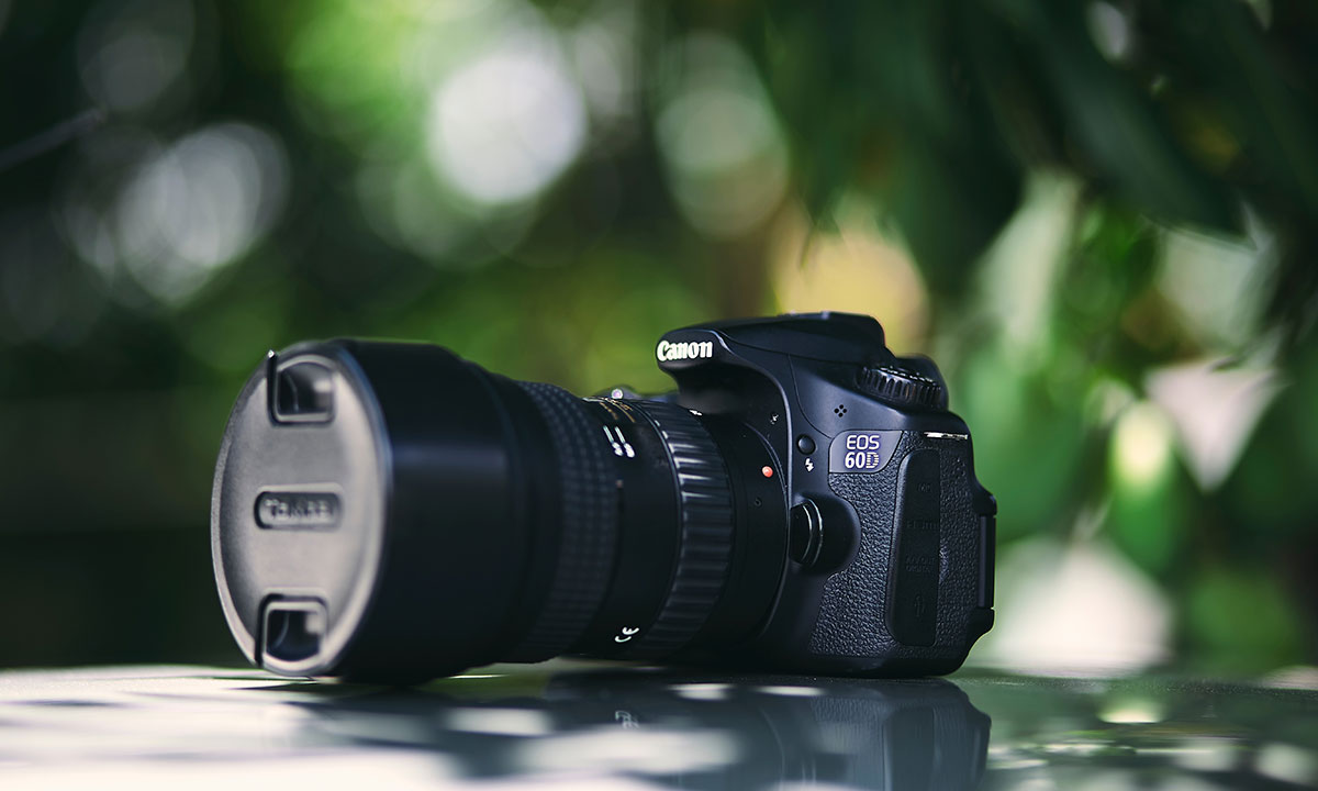 Getting started with your first DSLR